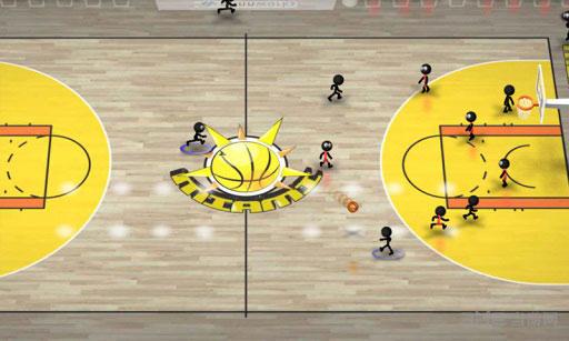 火柴人篮球电脑版截图1