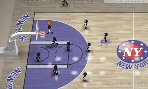 火柴人篮球电脑版截图2
