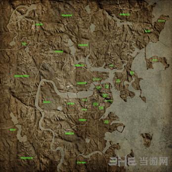 辐射4地图材质包截图0
