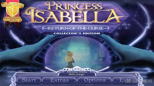伊莎贝拉公主2:诅咒重现电脑版截图0