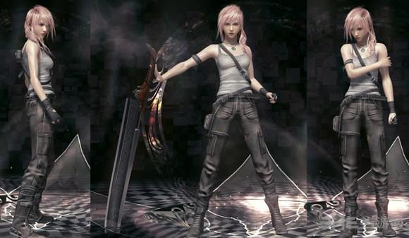 最终幻想13:雷霆归来萝拉雷霆V2截图0