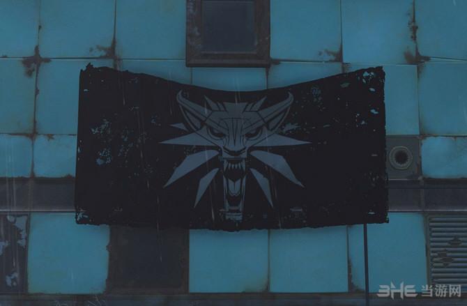 辐射4巫师旗帜MOD截图0