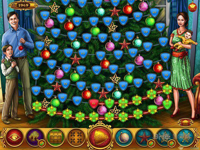 彩虹马赛克:圣诞灯光截图0