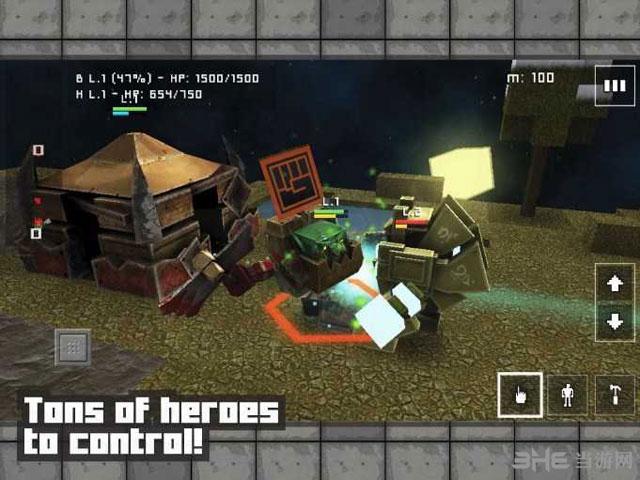 攻占堡垒:战争电脑版截图1