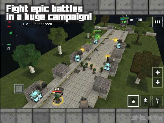 攻占堡垒:战争电脑版截图0