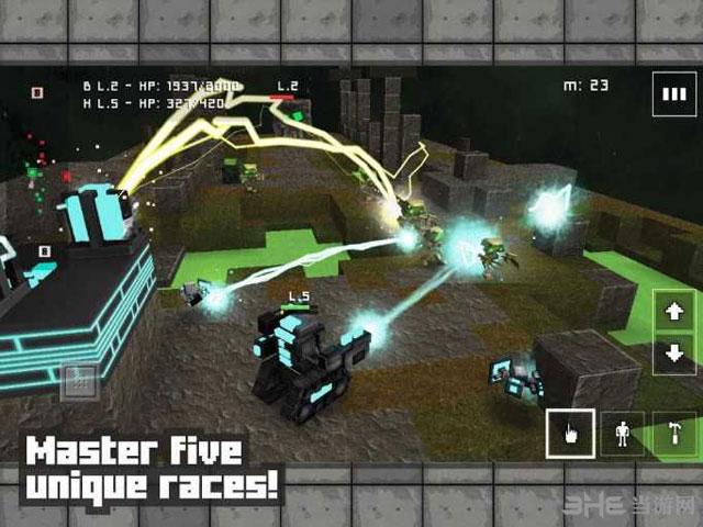 攻占堡垒:战争电脑版截图2