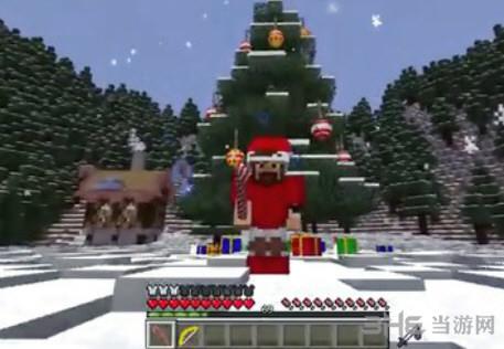 我的世界圣诞怪杰的进攻1.9PVE小游戏截图0