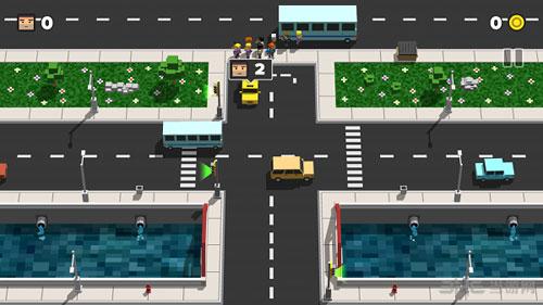 循环出租车电脑版截图4