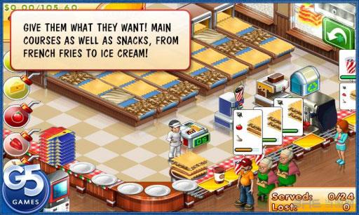 超级汉堡店3电脑版截图1