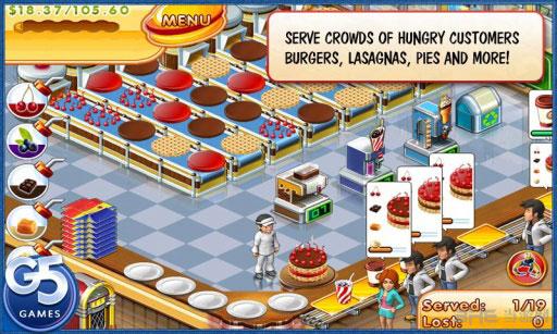 超级汉堡店3电脑版截图3