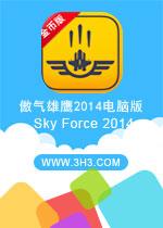 傲气雄鹰2014电脑版(Sky Force 2014)安卓破解金币版v1.38