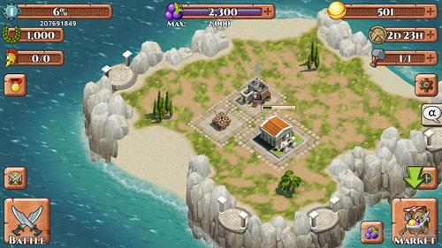 群岛神话电脑版截图3
