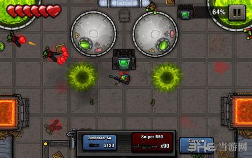 僵尸拳击手电脑版截图3