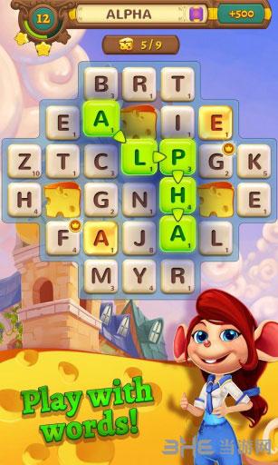 贝蒂的字母大冒险电脑版截图1