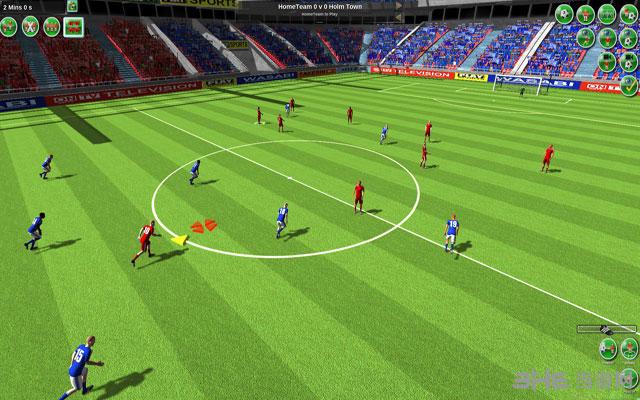 战术足球:新赛季截图2