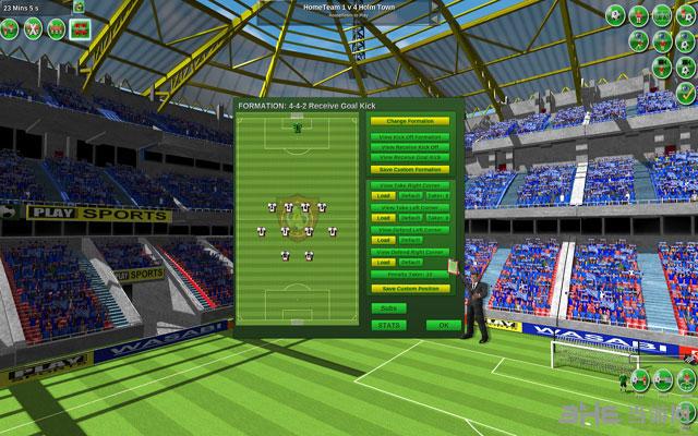战术足球:新赛季截图3