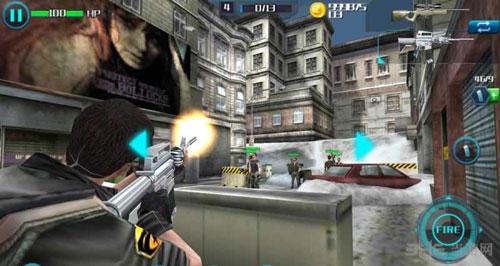 枪和杀手电脑版截图2