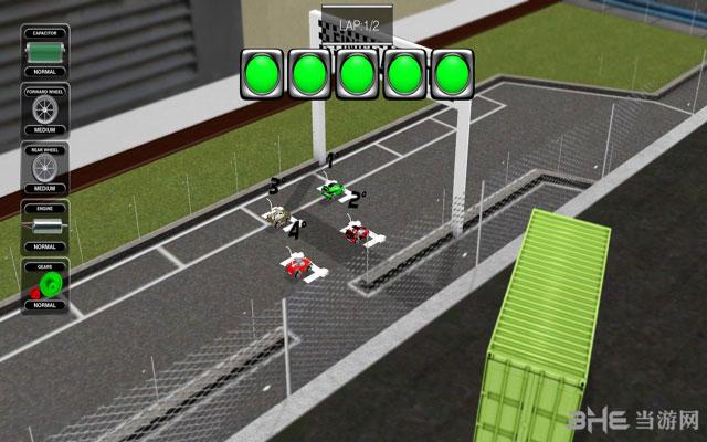 遥控赛车模拟截图0