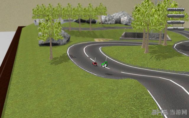 遥控赛车模拟截图2