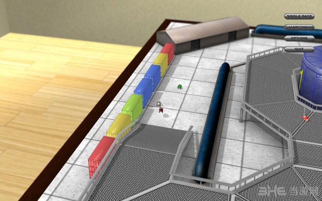 遥控赛车模拟截图3