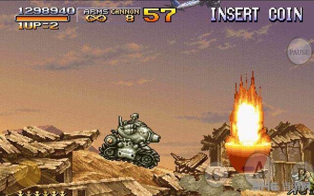 Neo Geo 25周年纪念游戏合集截图0