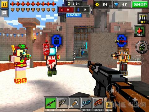 pixel gun 3d 破解 版 下載