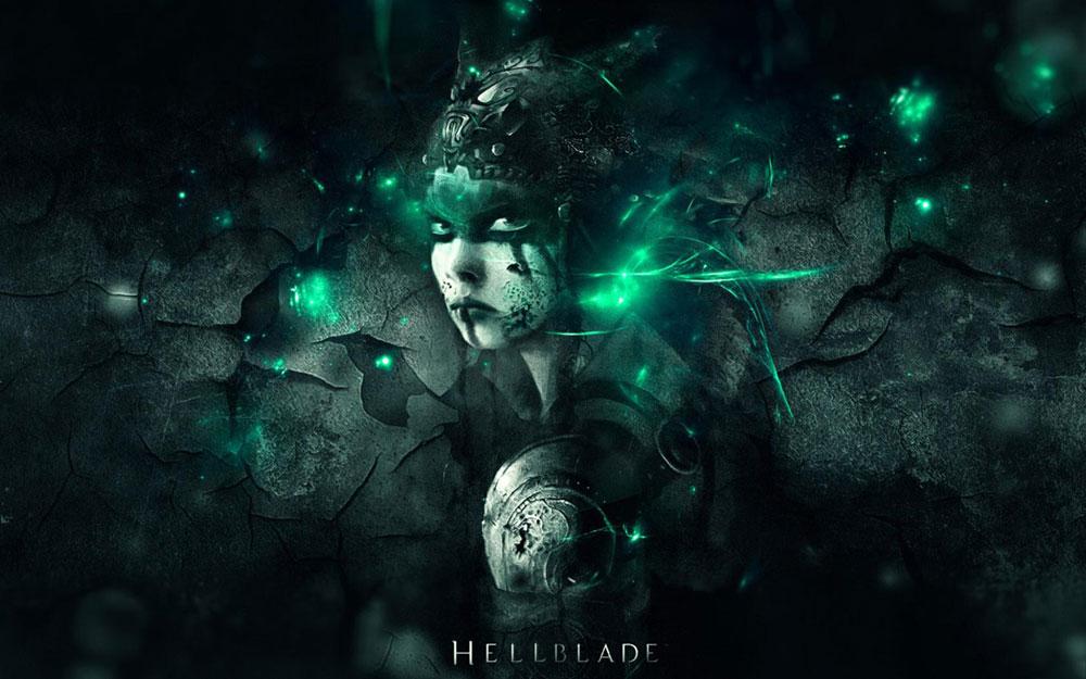 地狱之刃最新截图 霸气女主无谓冰火重天