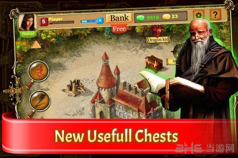 神秘城堡电脑版截图2