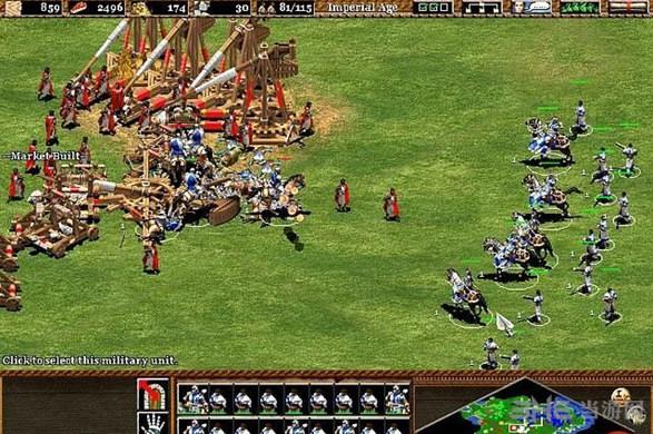 帝国时代2征服者v1.0c升级补丁截图0