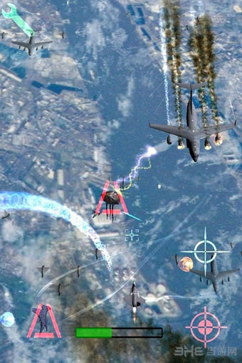 飞行员大战外星人电脑版截图0