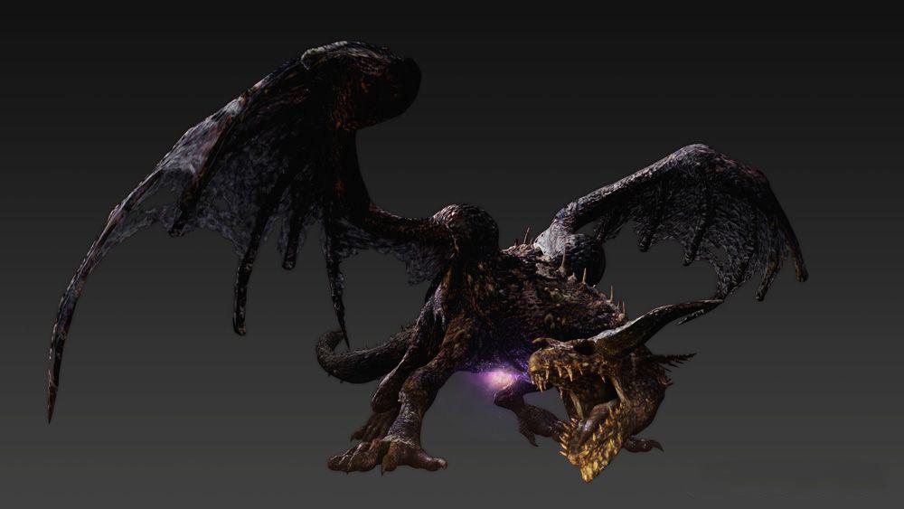 龙之信条黑暗觉者最新截图 魔物爆出让人觉