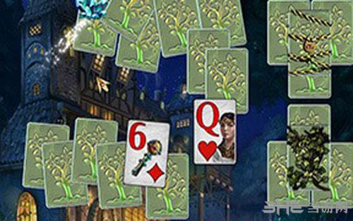 遥远的王国:神圣森林纸牌截图0