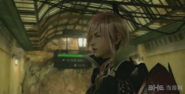 最终幻想13:雷霆归来手工二周目初始存档截图0