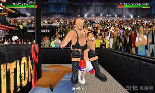 摔跤革命3D电脑版截图1