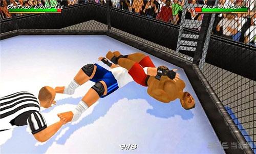 摔跤革命3D电脑版截图3