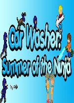 洗车工:忍者的夏天