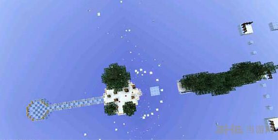 我的世界雪崩大逃亡跑酷地图截图2