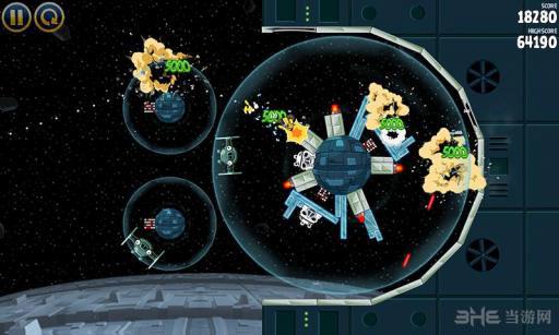 愤怒的小鸟星球大战版电脑版截图2