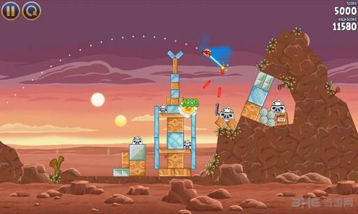 愤怒的小鸟星球大战版电脑版截图3