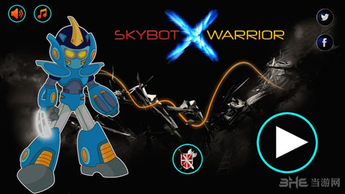 空天机器人战争电脑版截图0