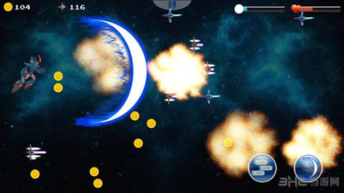 空天机器人战争电脑版截图2