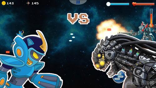 空天机器人战争电脑版截图3