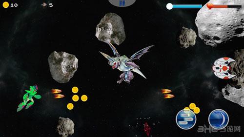 空天机器人战争电脑版截图1