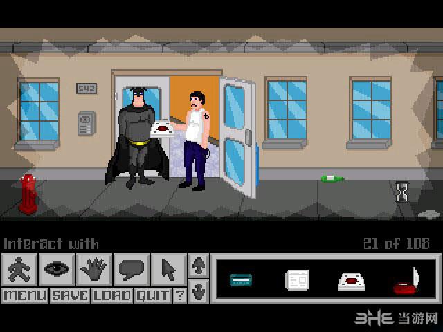 胖蝠侠冒险截图2