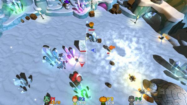 超级雪斗截图3