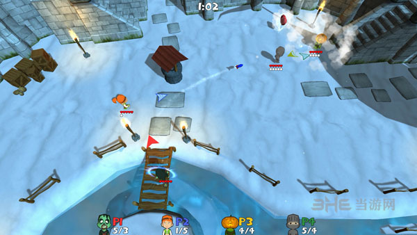 超级雪斗截图4