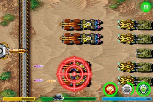 防御战争电脑版截图0
