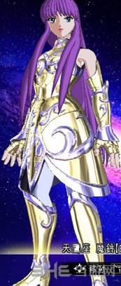 圣斗士星矢:斗士之魂雅典娜去翅膀裙子MOD截图0