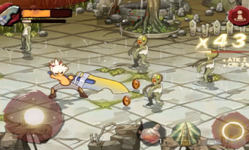三剑舞电脑版截图3