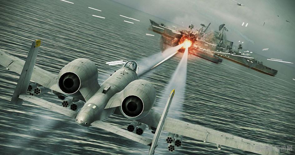 皇牌空战7:突击地平线增强版全版本联机补丁截图0